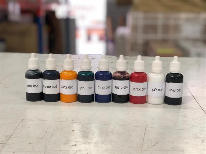 מגוון נוזלי ליציקות אפוקסי - חום 051