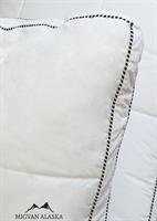 כרית שינה Paloma פלומה נוצות + ריפודית מובנת! (2 ב200!)