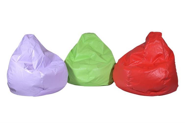 פוף אגס שמשונית במגוון צבעים