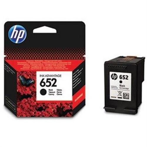 דיו 652-שחור HP