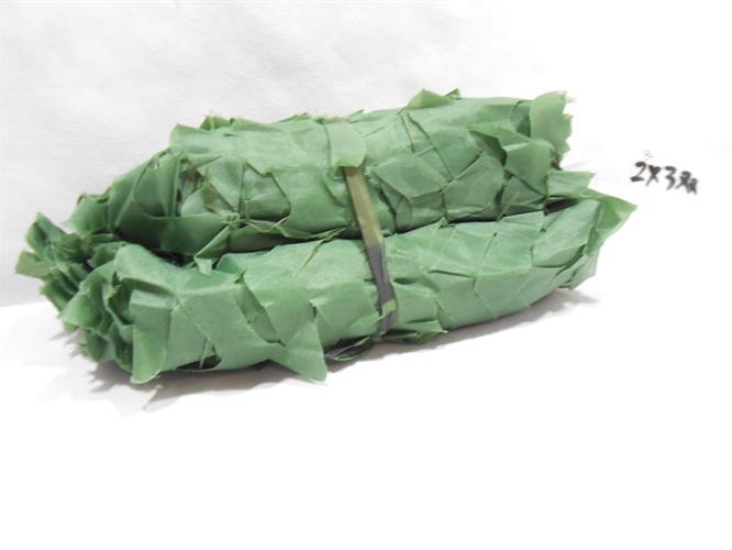 רשת  הסוואה  2  על 3 מטר סיגנון צבאי טקטי ירוק בלבד