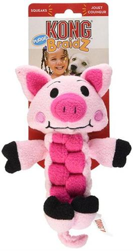 קונג צעצוע בובת חזיר רך  M