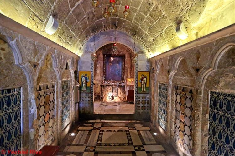 Support Israel and get this picture: Greek Orthodox Church of the Annunciation, Nazareth
