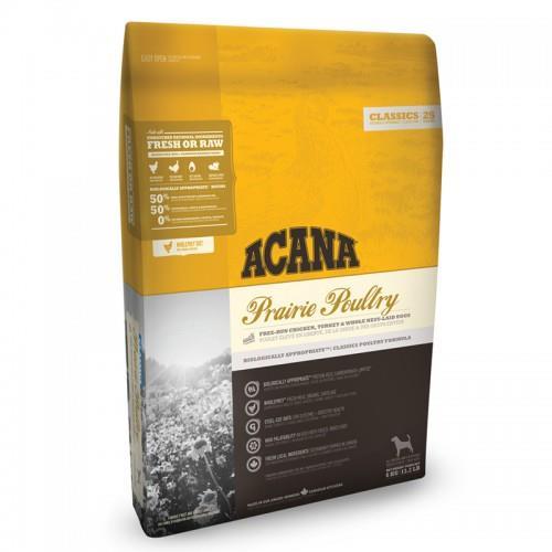 """64992541125 מזון יבש לכלבים בוגרים מכל הגזעים בטעם עוף והודו 11.4 ק""""ג Acana אקאנה"""