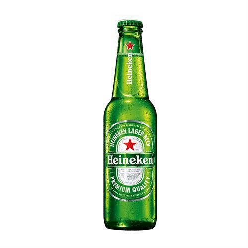 """בירה היינקן 330מ""""ל שישיות   כשר ( טמפו ) 4x6"""