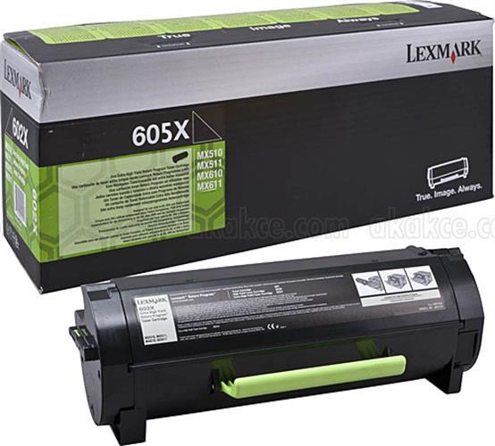 טונר שחור Lexmark MX-511,611 מקורי 60F5X00
