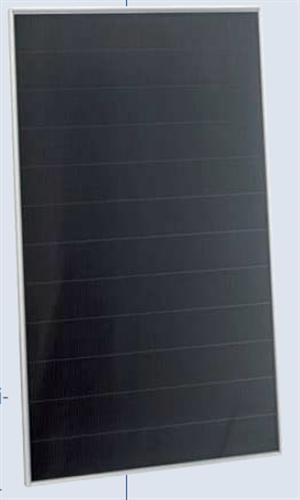 פאנל סולארי 121 ואט SHARP משומש מפירוק