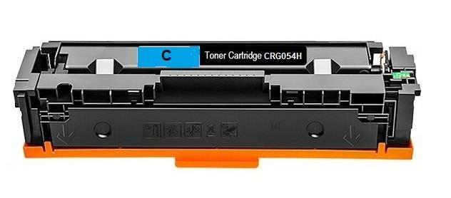 טונר כחול תואם Canon LBP621,623,645 MF643,645 CRG054H C