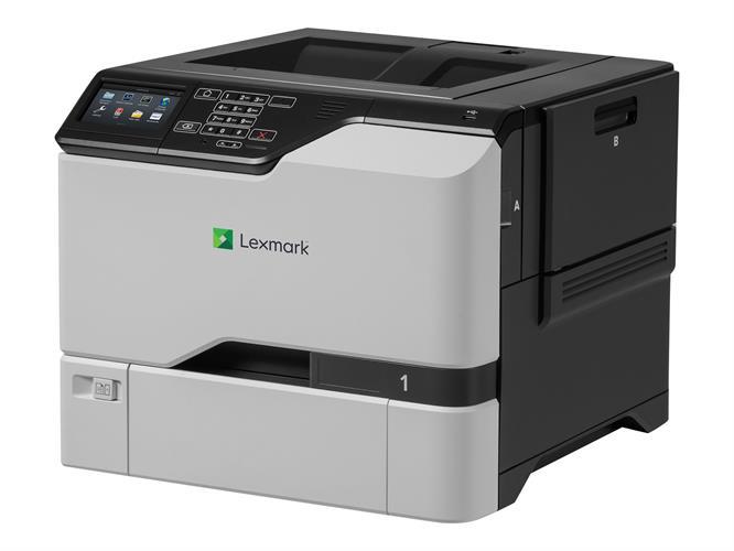 מדפסת לייזר צבעונית דגם Lexmark CS-720de