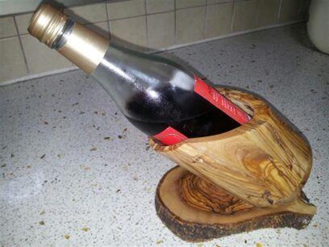 כלי לבקבוק יין