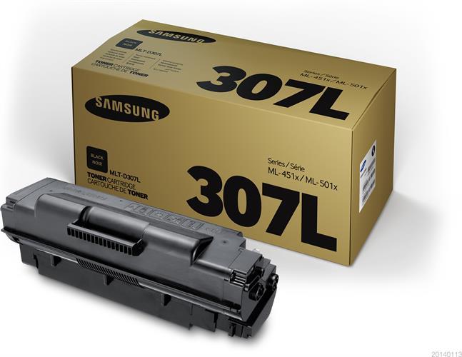 טונר מקורי  MLT-D307L למדפסת סמסונג דגם  ML-4510ND,5010ND