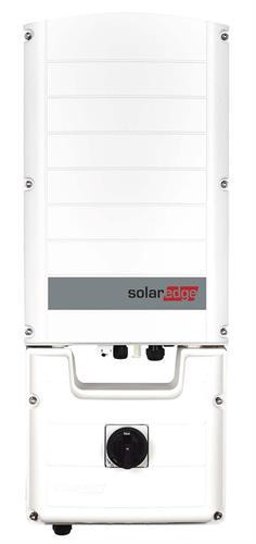 ממיר 12.5Kw SOLAREDGE