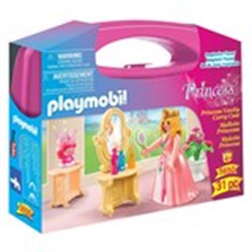 פליימוביל-מזוודה נסיכות