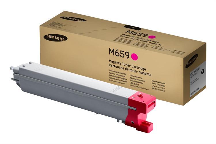 טונר מקורי אדום CLT-M659S למדפסת סמסונג SLX-8640,8650