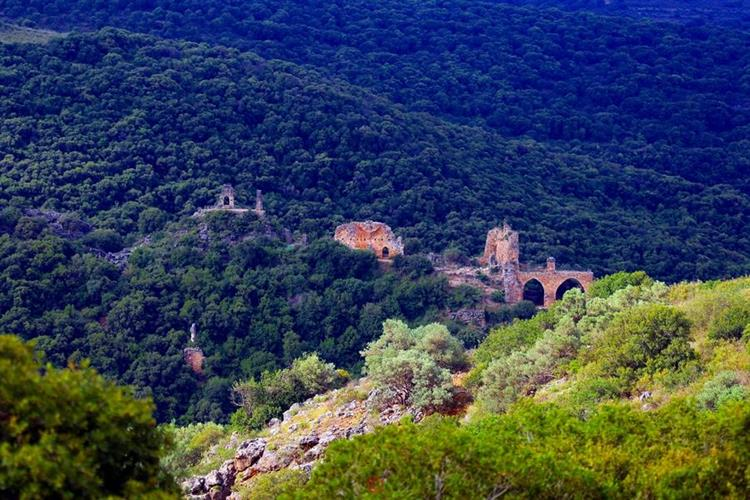 Support Israel and get this picture: Montfort Castle