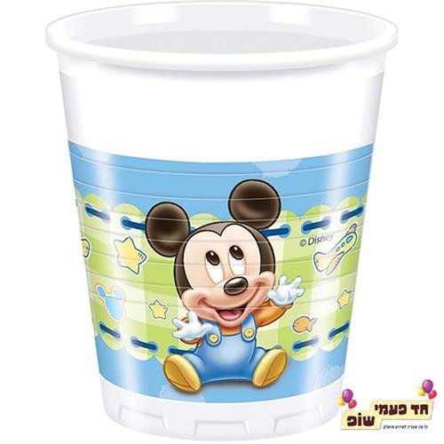 כוס בייבי מיקי מאוס