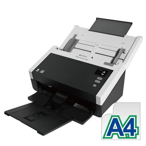 סורק צבע מחלקתי דו צדדי דגם Avision AD-240