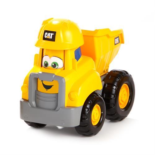 קאט-חברים לבנייה משאית עפר קטנה חשמלית