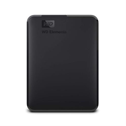 דיסק קשיח חיצוני בחיבור Western Digital 4TB Elements 2.5inch usb
