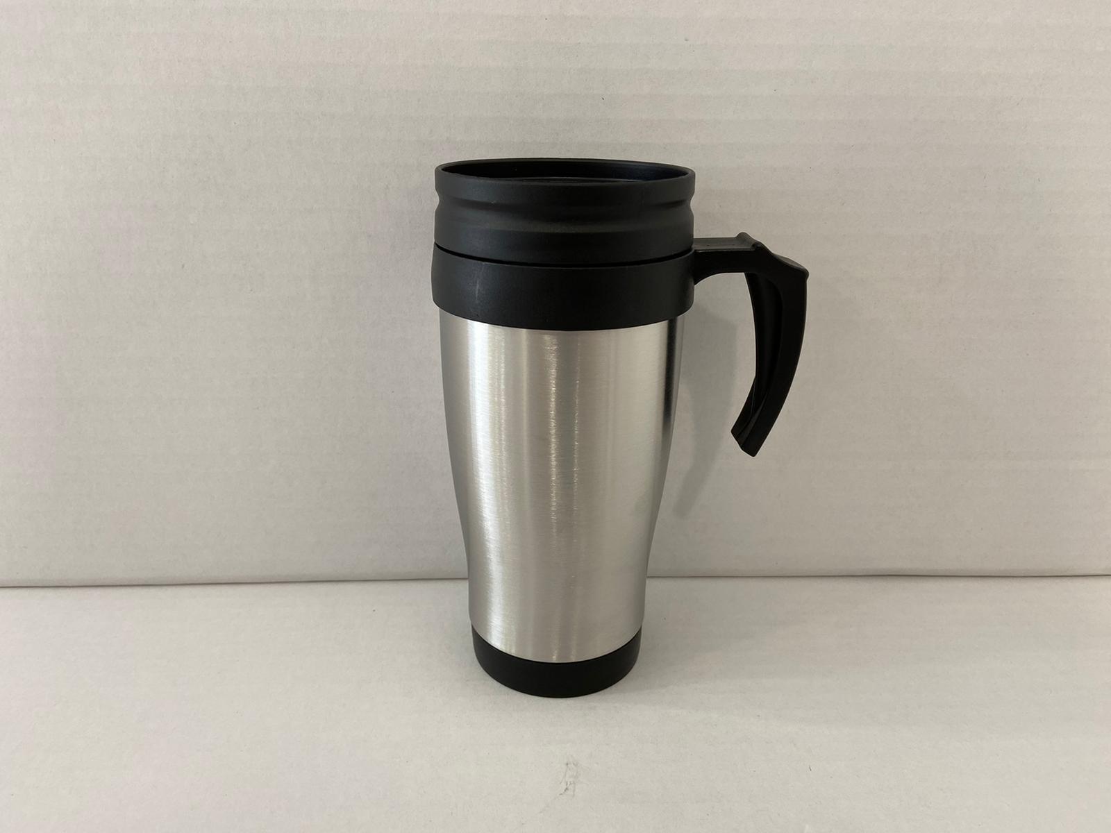 כוס לדרך מנירוסטה