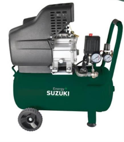 קומפרסור  מדחס אוויר סוזוקי 1 צילינדר מיכל 25 ליטר SUZUKI ENERGY