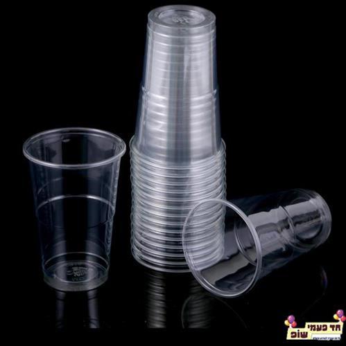 כוס קריסטל גדולה
