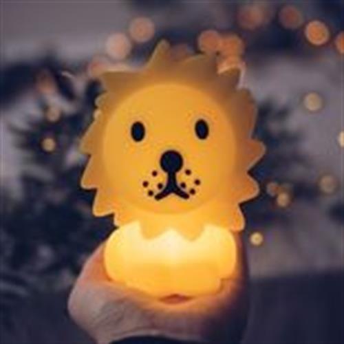 מנורת לילה קטנה אריה