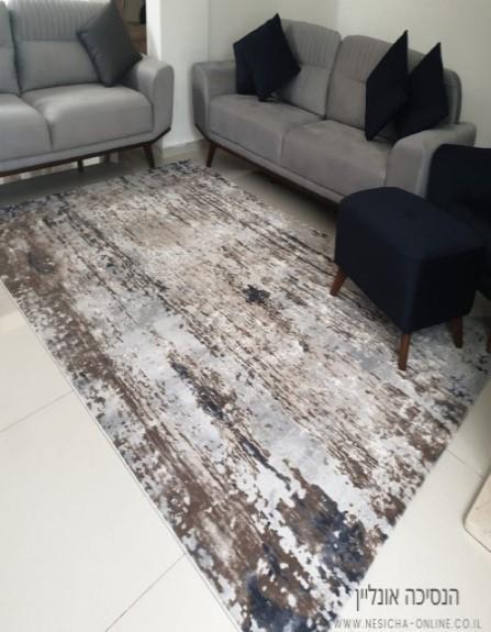 שטיח דגם טימבר 07