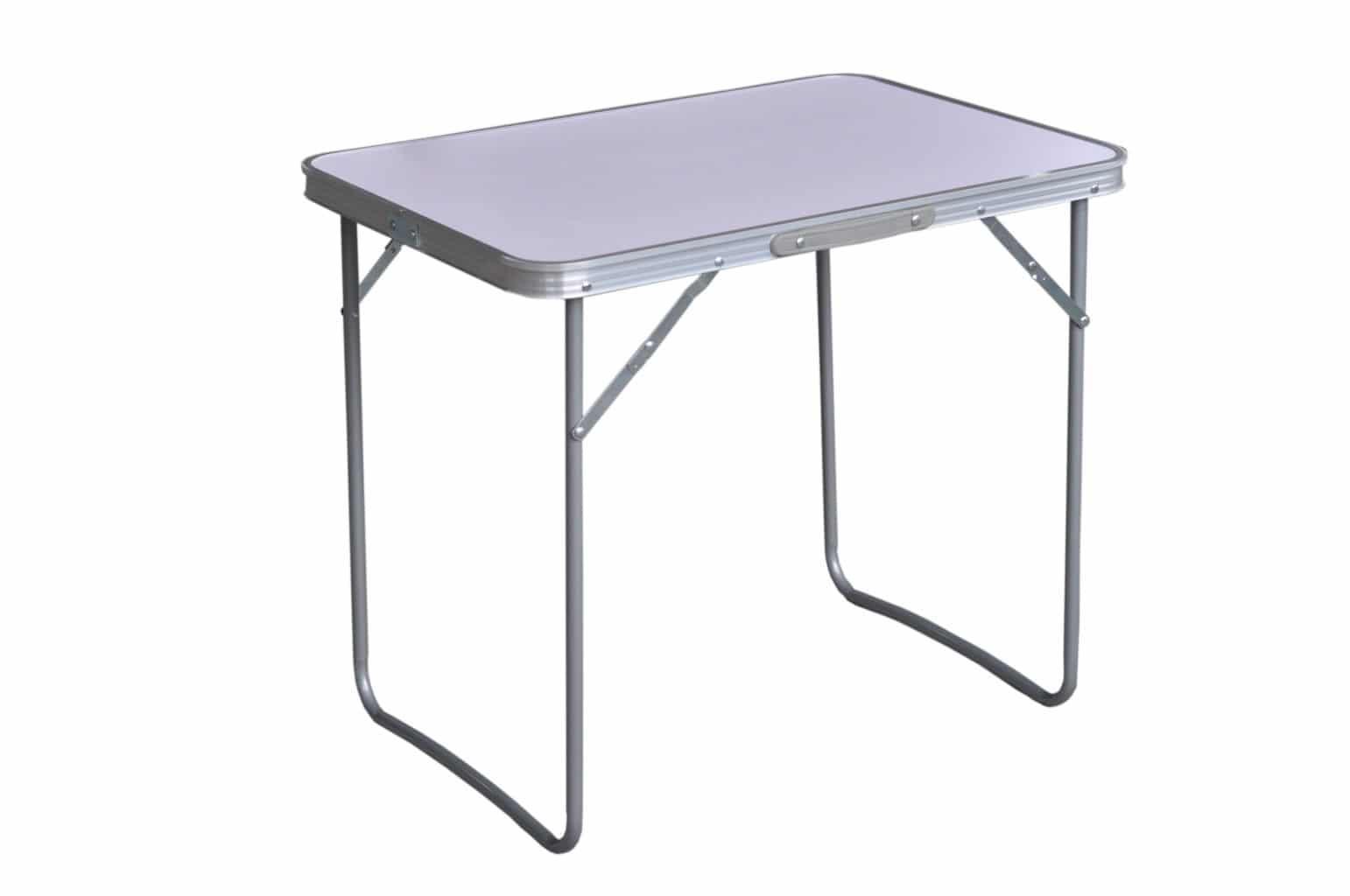 שולחן קמפינג מתקפל למזוודה