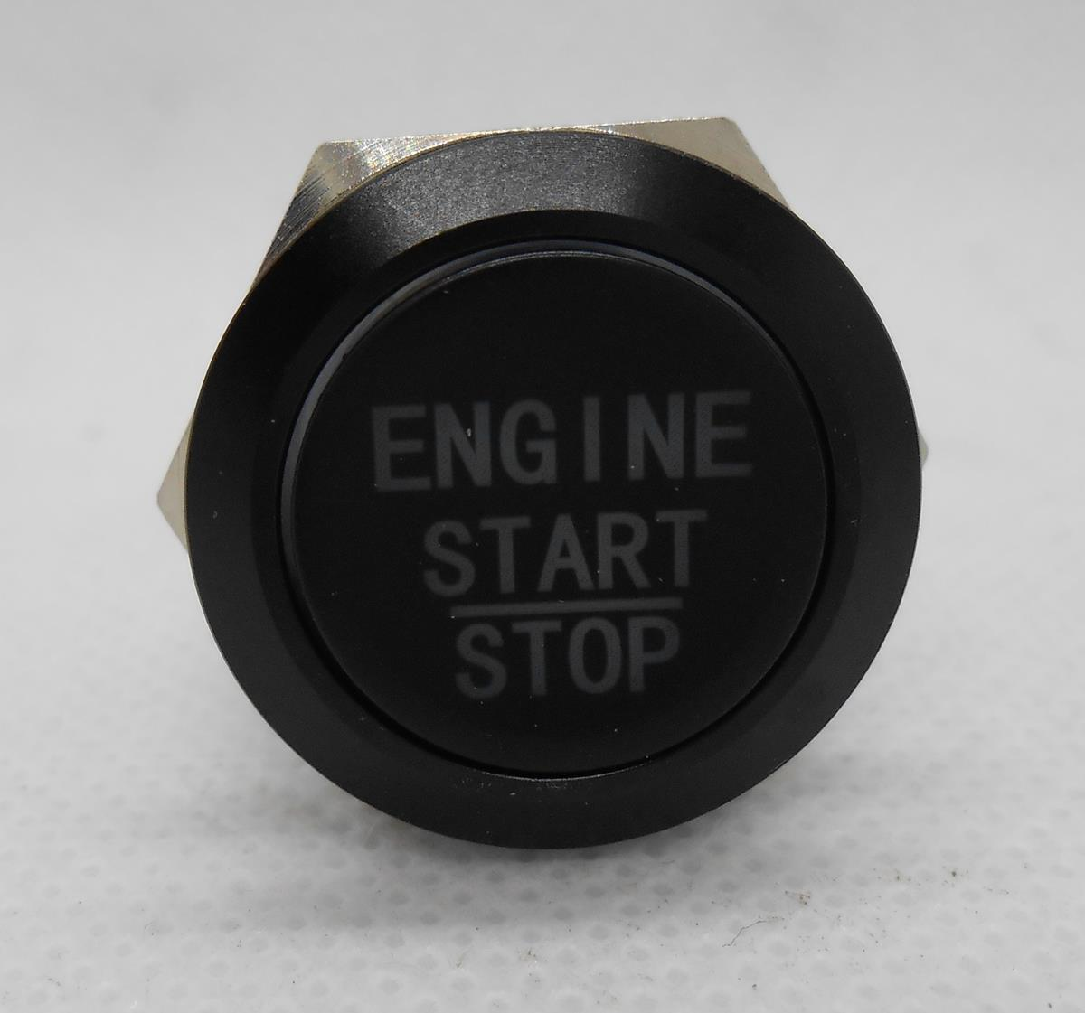 מתג סוויץ ENGINE START STOP להתקנה עי טכנאי מוסמך בלבד
