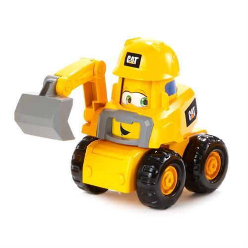 קאט-חברים לבנייה טרקטור קטן חשמלי
