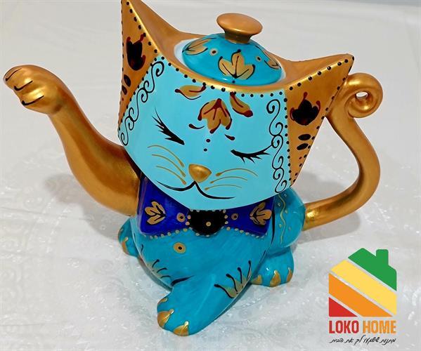Cat kettle