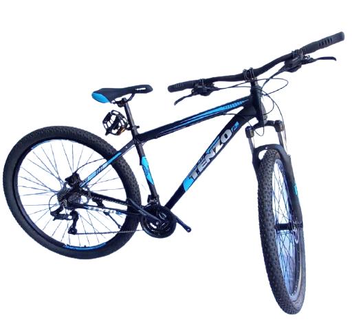 TENZO אופני הרים 29 אינץ' הידראולי דגם כחול