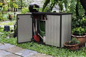 מחסן לגינה כתר - אוקלנד