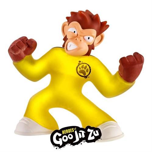 ג'ו ג'יצו - קוף בובה נמתחת