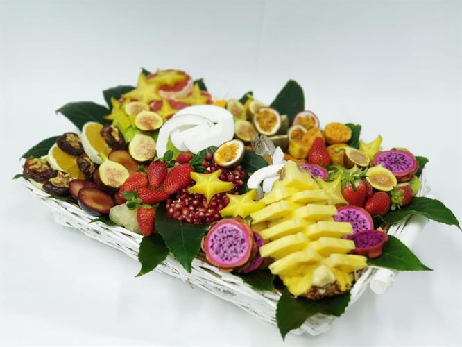 סלסלת שף פירות מפתיעים - ספיישל L
