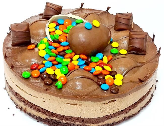 קינדר של עוגה - חלבי
