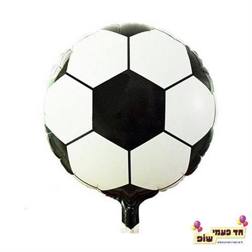 בלון מיילר 18 אינץ' כדורגל (ללא הליום)