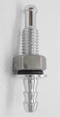 ניפל קיר נשם לטנק דלק או מיכלי מים מתאים גם לצנרת טורבו ליניקת אוויר בסיס צר צינור מתחבר דו צדדי