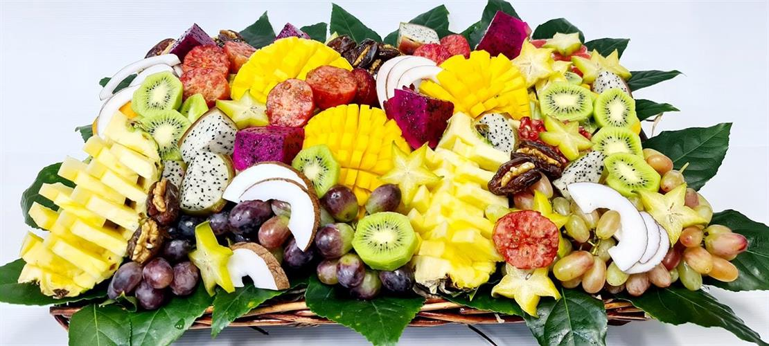 סלסלת שף פירות מפתיעים - ספיישל XL