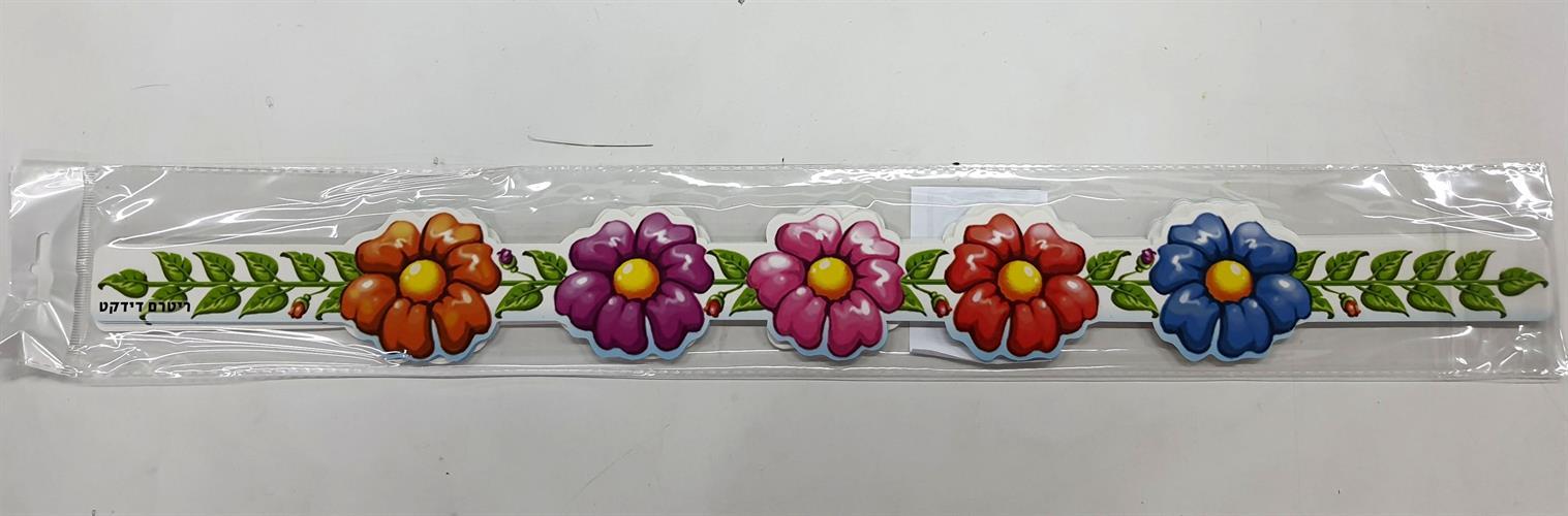 כתרים פרחים 18 יחידות