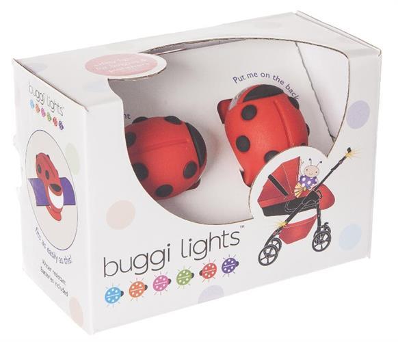 פנסים לעגלה - Buggy Lights- צבע אדום