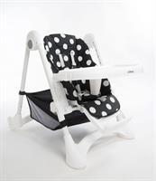 כסא אוכל מיניגו שחור