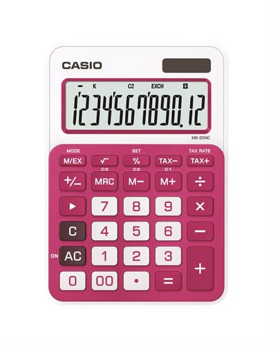 מחשבון שולחני CASIO
