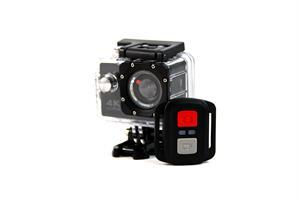 מצלמת אקסטרים 4K WIFI + שלט