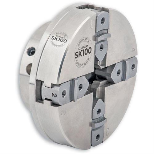 תפסנית SK100 למחרטת עץ T01