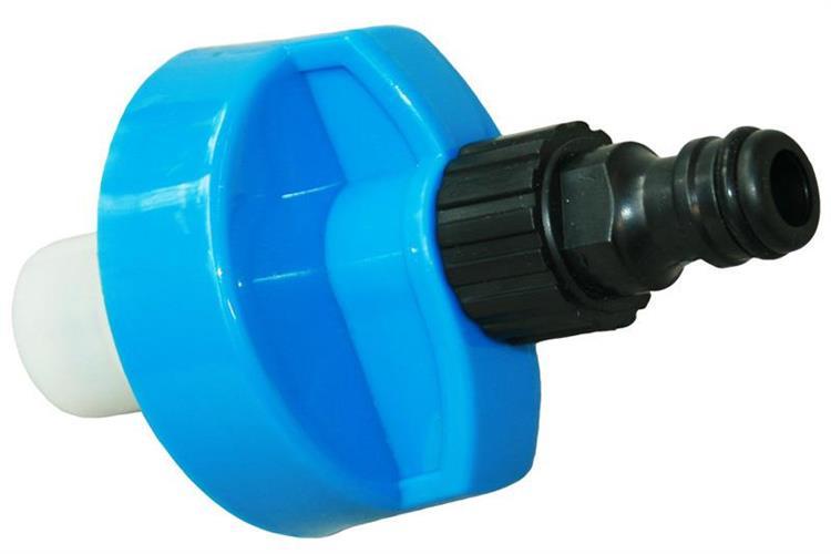 חיבור מים קבוע לקרוואן ללא אל חזור HABA