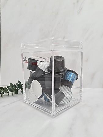 קופסאת אחסון שקופה CLEAR & FRESH - 990ML מבית פוד אפיל