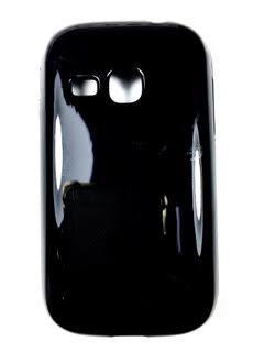 מגן סיליקון לסמסונג יאנג 6310 SAMSUNG YOUNG בצבע שחור