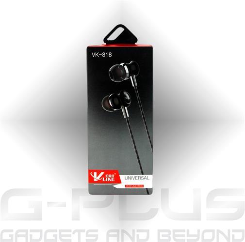 אוזניות V-LIKE 818